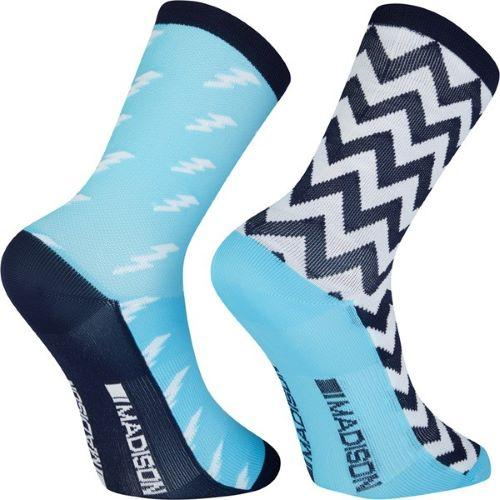 2020 Madison Sportive Long Sock Twin Pack