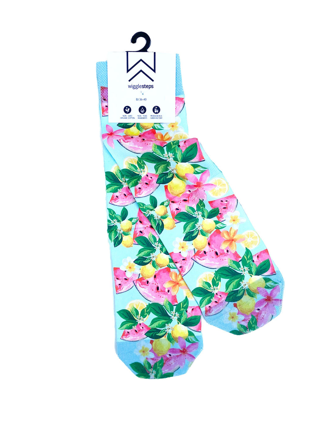 Watermelon & Lemon Damen Socken