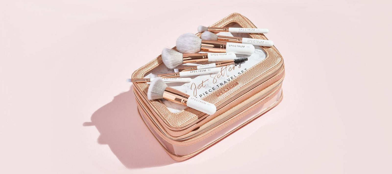 Jet Setters Travel Make-up Brushes