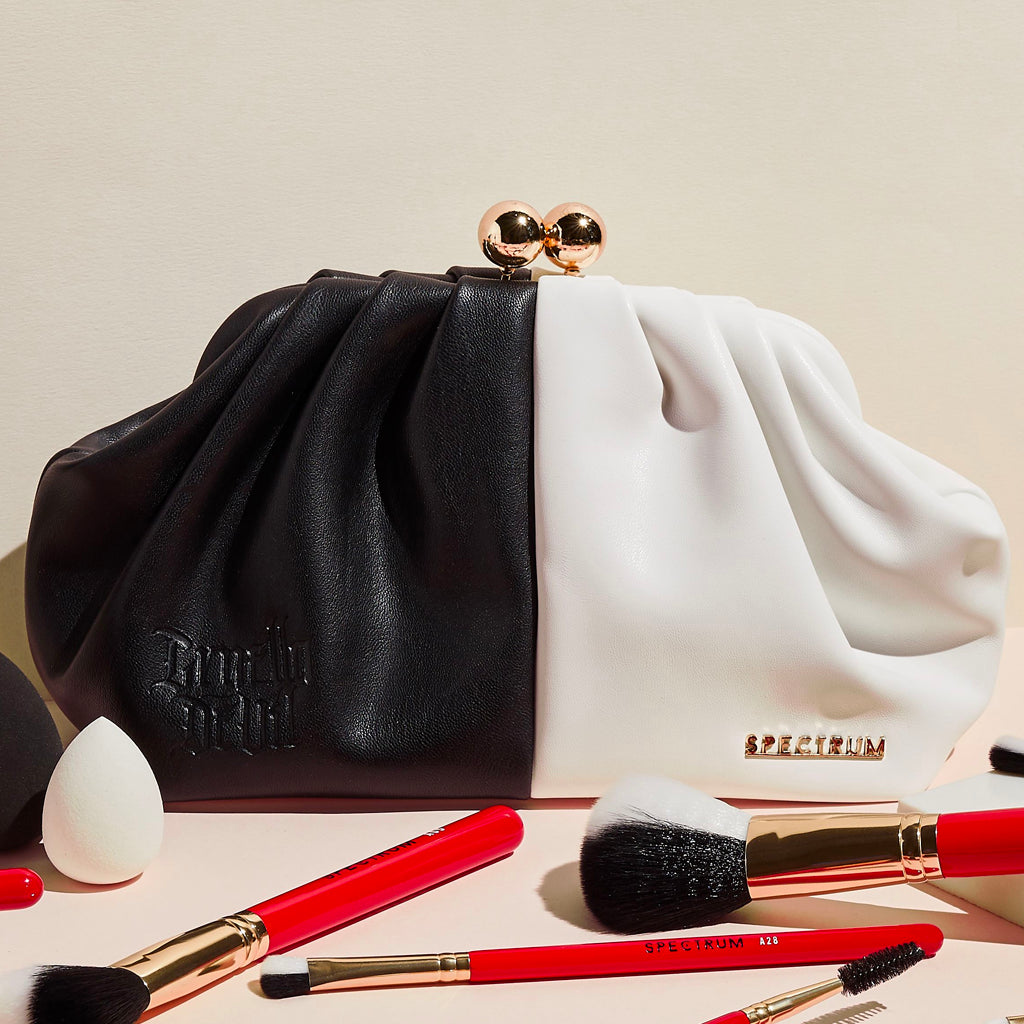 Cruella De Vil Makeup Clutch Bag