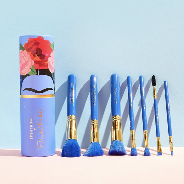 Frida Kahlo 7 Piece Brush Set