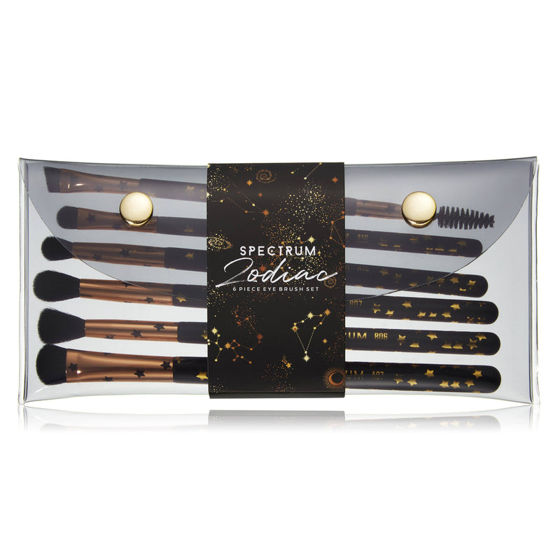 Zodiac 6 Piece Eye Set