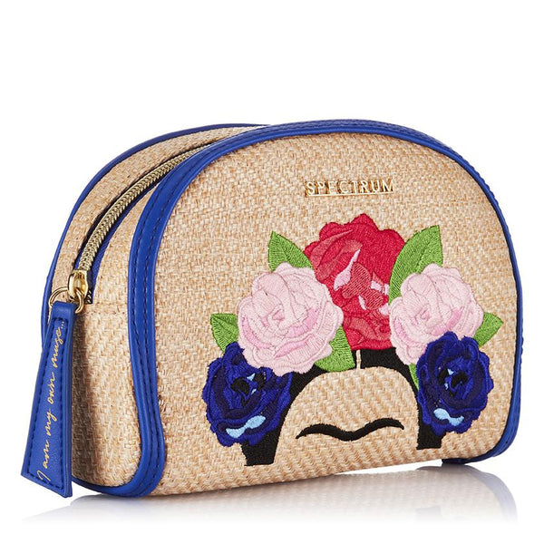 Frida Kahlo Makeup Bag