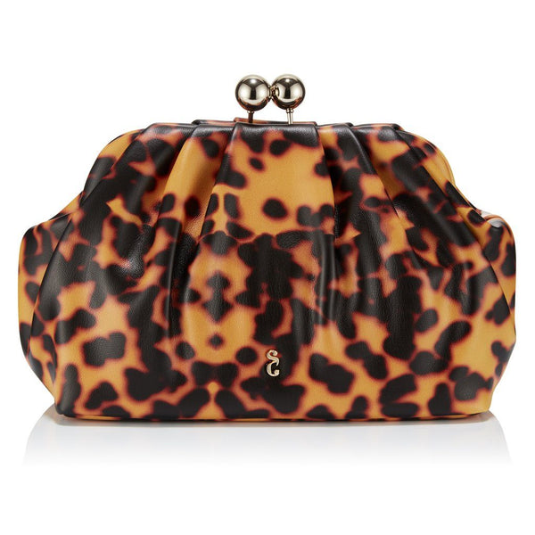 Pantherine Makeup Clutch Bag