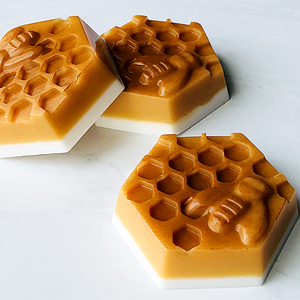Ambrosia Blossom Pure Honey Soap