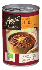 Amys Kitchen Medium Chilli