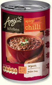 Amys Kitchen Spicy Chilli