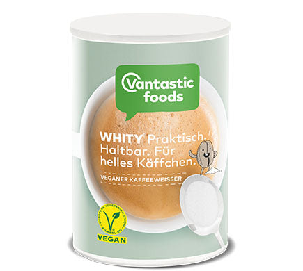 Vantastic Foods Whity Coffee Creamer
