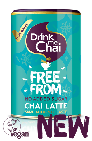 Drink Me Free From Chai