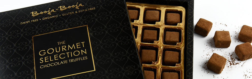 Booja-Booja Gourmet Selection Chocolate Truffles
