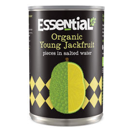 Essential Organic Young Jackfruit