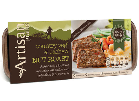 Artisan Nut Roast Country Veg & Cashew