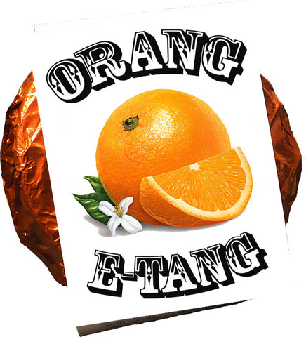Anandas Round Up- Orange E-Tang