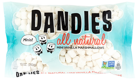 Dandies Mini Vanilla Marshamallows