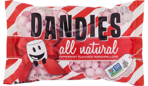 Dandies Mini Peppermint Marshamallows