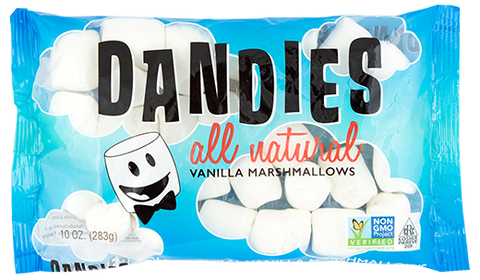 Dandies Air Puffed Vanilla Marshamallows