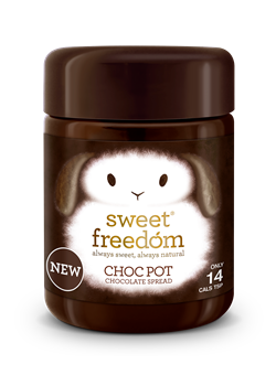 Sweet Freedom Choc Pot Spread