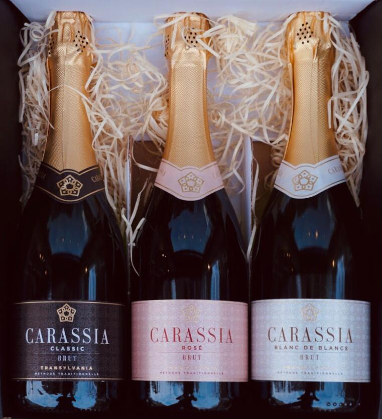 Romanian Sparkling Gift Package