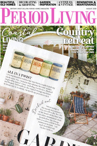 Period Living Magazine featuring Kreisdesign's New Gardener's Pegboard for indoor and outdoor