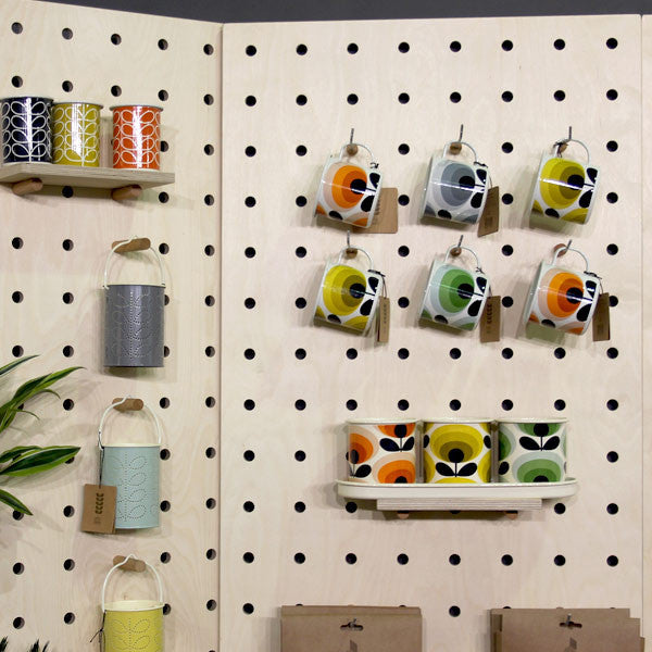 Wild & Wolf stand Orla Kiely Top Drawer London 2017