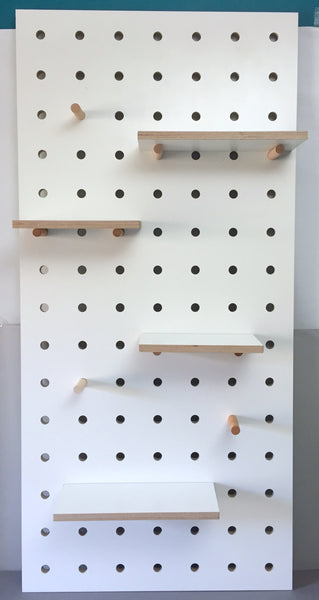 Large White Pegboard - sale