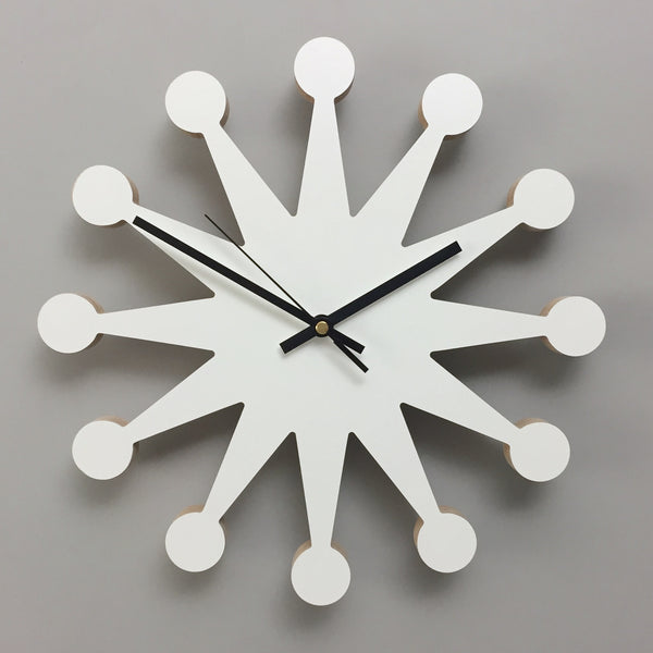 Plywood Wall Clock - 30% off