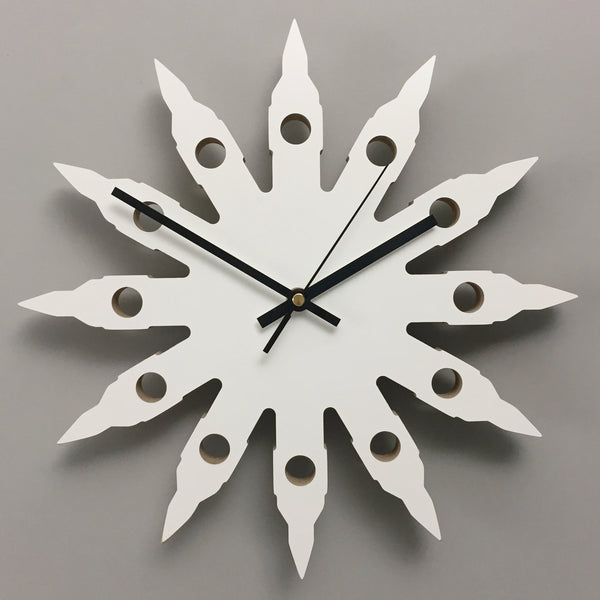 Plywood Wall Clock - Big Ben