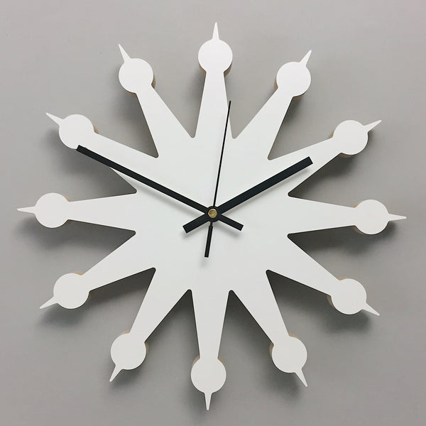 Plywood Wall Clock - Alex