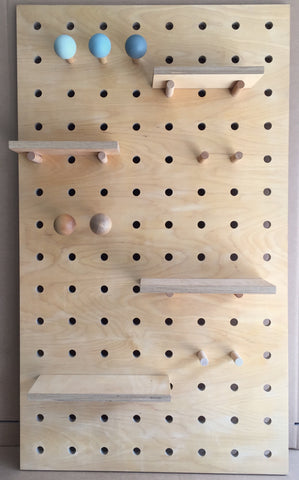 Pegboard Natural -  50% off