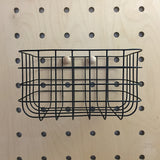 Baskets for Pegboards