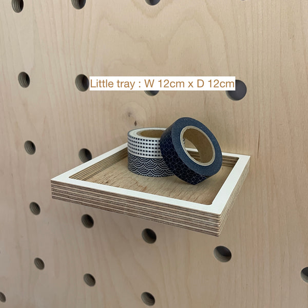 Trays for Pegboards