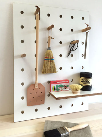 Pegboard White Little -  50% off