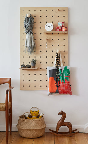 Pegboard Natural  -  25% off