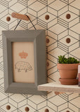 Peg-it-all Pegboard : 3D Pattern