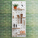 Chef's collection pegboard