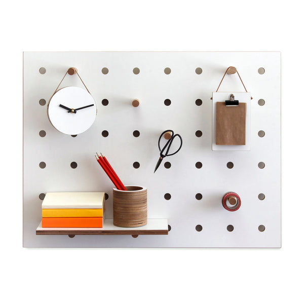 Pegboard White Little -  40% off