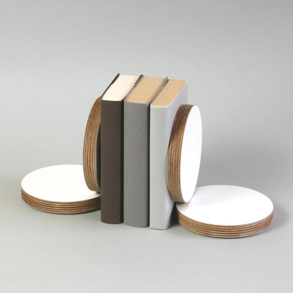 Book Ends in Birch Plywood
