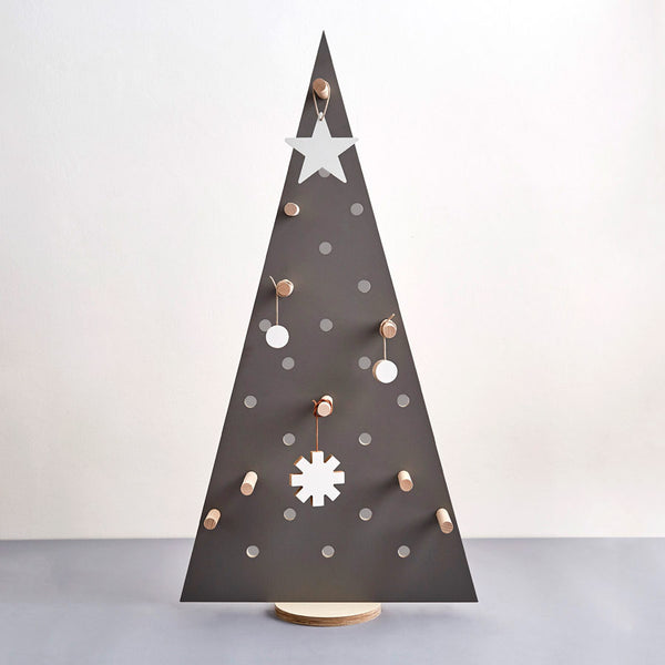 Pegboard Christmas Tree - large