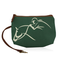 Equestrian Weekender Tote - Pouch