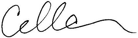 Cella signature