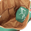 Equestrian Weekender Tote Bag - Inside View - Georgia Horseback