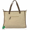 "Georgia Horse Canvas Tote Bag  (Trudy) 18"" x 14"" - Georgia Horseback"
