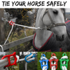 Idolo Tether Tie -  Prevents neck injuries when tying up horses - From the UK - Georgia Horseback