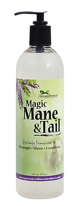 Magic Mane & Tail | Amazing Detangle and conditioner for horses & humans that works!