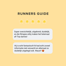 Afbeelding in Gallery-weergave laden, Power your run - Runners guide