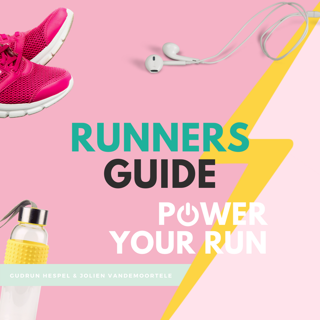 Power your run - Runners guide