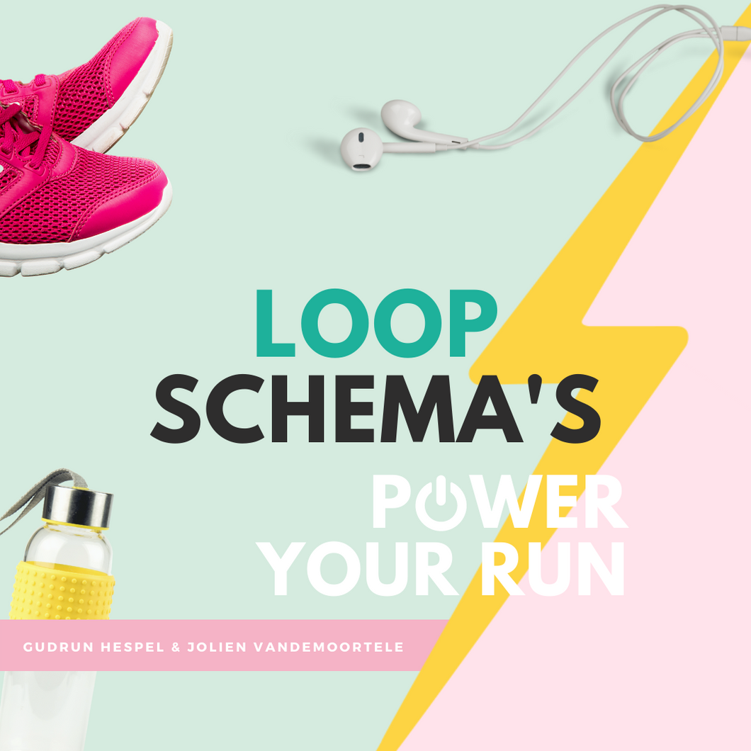 Power your run - Loopschema's