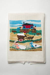 Clementine Hunter Collection Tea Towels