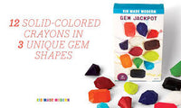 Kid Made Modern Gem Jackpot Crayons 12pk