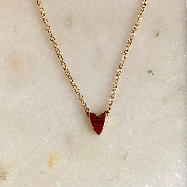 Goldbug Collection: Love on Top Necklaces